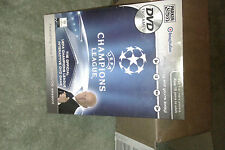 Uefa champions league football DVD TV Official interactive dvd game