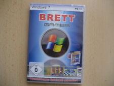 Brett - Games  Win 7   (PC)   Neuware