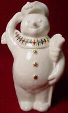 Lenox Figurine Jewels Snowpeople Jolly Snowman