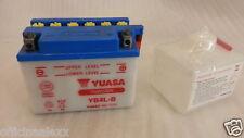 BATTERIA YUASA YB4L-B    lung.120 larg.70 alt.92 mm