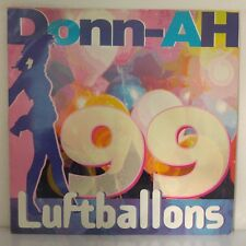 "Donn-AH – 99 Luftballons (Vinyl, 12"", Maxi 33 Tours)"