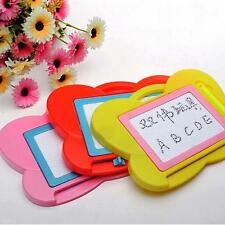 Children Kid Toy  Magical Scrawl Drawing Writting Magnetic Plastic Board Tablet