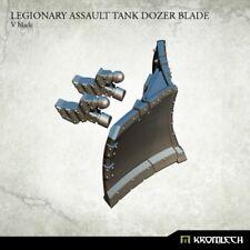 Legionary Assault Tank Dozer Blade: V blade - Kromlech