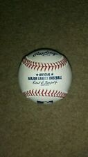 MLB Baseball / ROMLB / 1 Game Used or Batting Practice / Robert D Manfred Jr