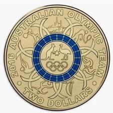 2016 Olympic Coin Blue Week 1