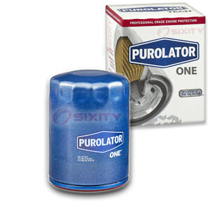 PurolatorONE Engine Oil Filter for 1968-1988 Oldsmobile Cutlass Supreme Oil zv