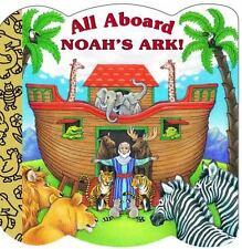 A Chunky Book(R): All Aboard Noah's Ark! by Mary Josephs (2007, Board Book)