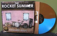 "The Rocket Summer ""Calendar Days"" LP Orig OOP NM in shrink Copeland Blue/Brown"