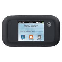 AT&T ZTE Velocity 4G LTE Mobile Wi-Fi Hotspot MF923 - Black