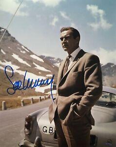 Sean Connery - 007 - James Bond - Original Autograph - Hand Signed w/ COA