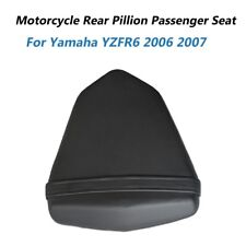 Motorcycle Rear Passenger Seat Pillion For Yamaha YZF R6 2006 2007 YZF-R6 06-07