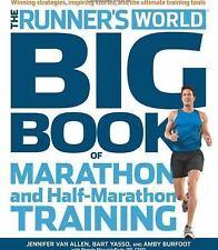 Runner's World Big Book of Marathon and Half-Marathon Training :-ExLibrary