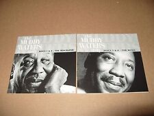 Muddy Waters - Story (2003) 4 cd no Outer slip box