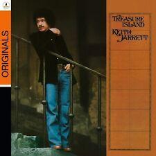 Keith Jarrett - Treasure Island ( CD - Album - Remastered )