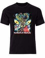 Ragna-Rock Thor Ragnarok Movie2017 Marvel Chris Hemsworth Men Tshirt TeeTop AL43