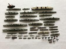 Wiking Wasserlinie 54 Schiffe Ships Battleships Deutsche Flotte etc. 1:1250