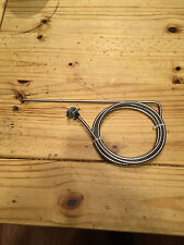 Omega Thermocouple With Stainless Steel Cable CF-090-K-12-60-1