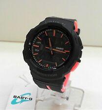 New Casio Ladies Baby-G Dual Time Runner Sport Watch BGA-240L-1A