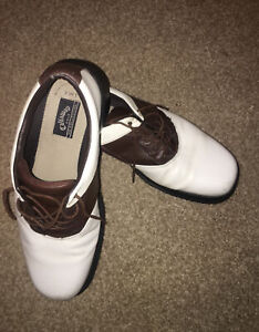 CALLAWAY GOLF CG COLLECTION SHOES EXTRA WIDE TECHNOLOGY 10.5 USA VERY COMFY SHOE