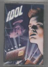 Billy Idol Charmed Life Cassette 1990 Cradle of Love