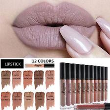 Barra de labios mate resistente al agua y dura más tiempo Liquid Lip Gloss