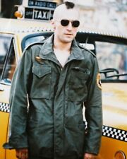 Robert De Niro Taxi Driver 8X10 Color Photo By Taxi