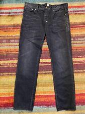 PRPS Black Mens Jeans Size 38  100% Cotton