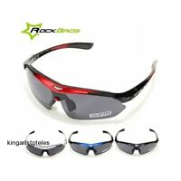 Outdoor Polarized Sunglasses Sports Cycling Bike Fishing Driving Googles Glasses