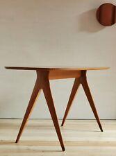 A mid century Italian? side sofa coffee lamp table Vintage 1950s 60s