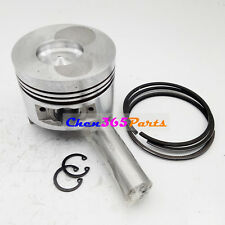 Piston Kit For Kipor DE5000 KDE6500 KDE6700 KDE7000 Generators KM186F Motor
