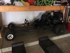 "Go Kart - Briggs Stratton ""Twin Ii"" 16Hp Cast Iron Engine"