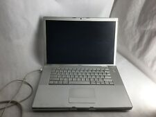 Apple A1150 2.0 GHz Core Duo 512MB RAM MacBook Pro *PARTS ONLY*-CZ
