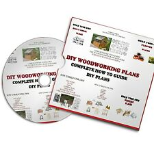 DIY WOODWORK  A TO Z 10,000 WOODWORKING CARPENTRY BUILD PLANS FOR HOME & GARDEN