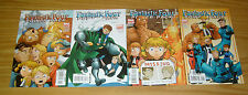 Fantastic Four and Power Pack #1-4 VF/NM complete series - all ages 2 3 marvel