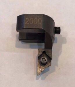 Tip Holder valve seat cutting 2000  NEWEN SERDI ROTTLER KWIK SUNNEN GOODSON
