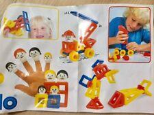 jouet : plasticant MOBI état neuf : jeux de construction de 4 à 8 ans