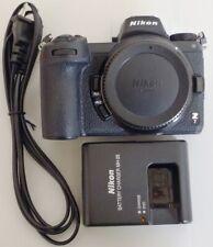 Nikon Z7 Full-Frame Mirrorless Interchangeable Lens Camera W/ 45.7MP Resolution