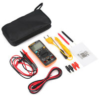 True-RMS Auto Range Digital Multimeter NCV Voltage Current AC/DC Tester Meter al
