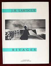 Jacques-Henri Lartigue, Rivages Book ~ 1990 Contrejour ~ Donation Lartigue