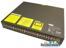 Cisco WS-C2948G 48-Port Switch RJ45 w/ 1000X GBIC Slots