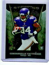 2013 Topps Bowman Sterling ROOKIE Cordarrelle Patterson #D 24/75  Vikings Bears