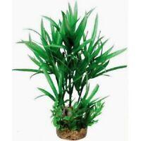 Decorazione pianta finta PHYTOS 20 6x6x24h per acquario dolce o marino