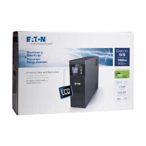 Eaton 5S 5S1500LCD 1500VA / 900W 120V Line-interactive Tower UPS 3 Year Warranty