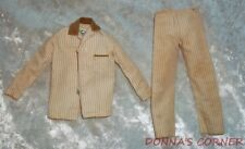 VINTAGE  KEN OUTFIT ~SLEEPER SET #781 FROM 1963~PAJAMAS ONLY