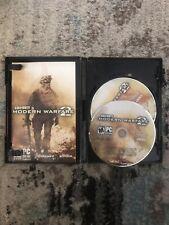 Call of Duty: Modern Warfare 2 (PC, 2009) CIB. LNIB. Mint. See Description