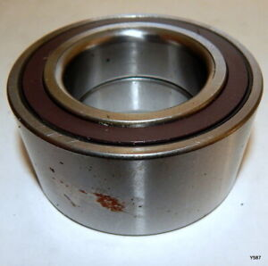 WJB W36B Double Row Wheel Ball Bearing 03/2020 WB510073
