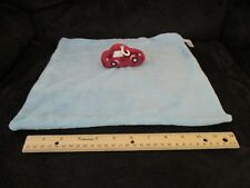 Gymboree Car Baby Lovey Security Blanket Red Vehicle Truck Soft Blankie Toy