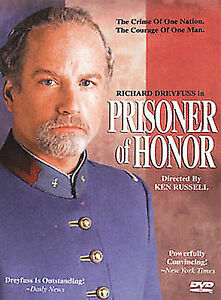 Prisoner of Honor DVD Richard Dreyfuss 1991 War French True Story Biography