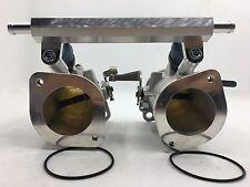 45IDA Throttle Bodies replace 45mm Weber and dellorto carb W 1600cc Injectors