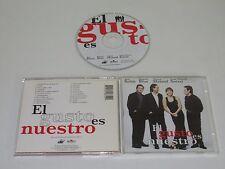 VARIOUS/EL GUSTO ES NUESTRO (ARIOLA 74321428752) CD ALBUM